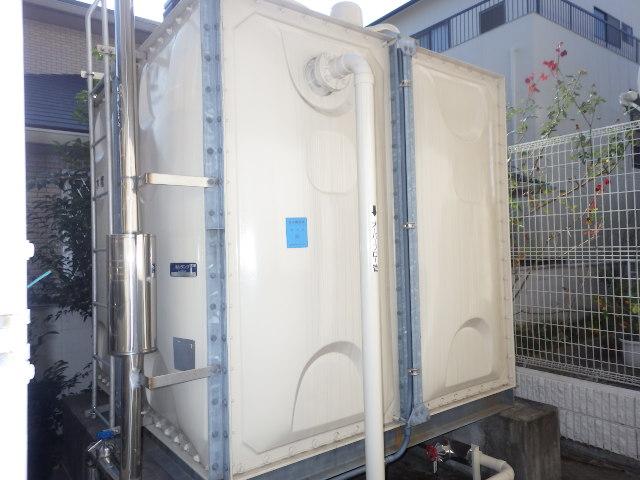 貯水槽清掃メンテナンス