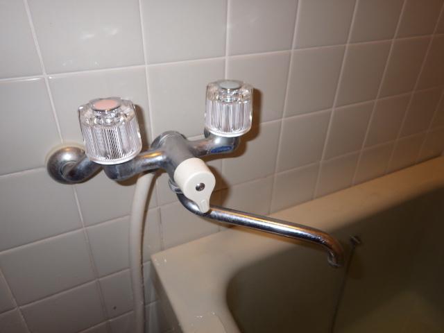 浴室カラン水漏れ修理 作業後